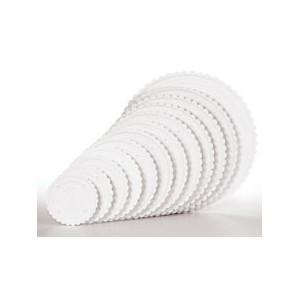 Wilton Separatorplatta vågig kant, 15 cm