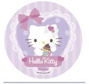 Tårtoblat Hello Kitty (A) - Sanrio