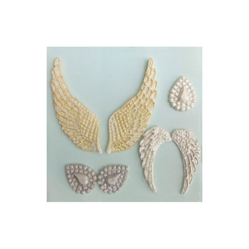 Silikonform Angel Wings - Karen Davies