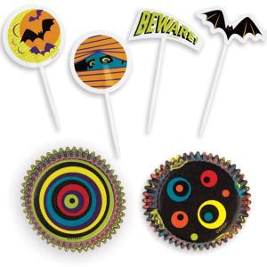 Wilton Cupcake Combo Pack Halloween
