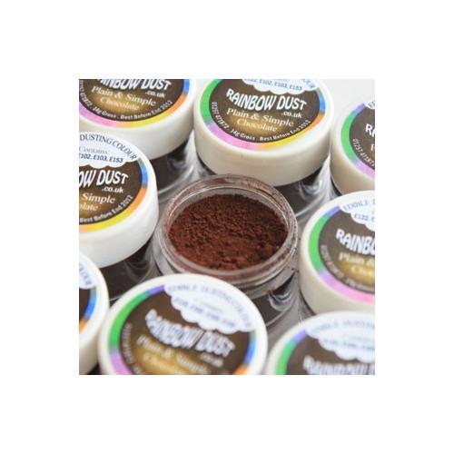 Rainbow Dust Pulverfärg Chocolate