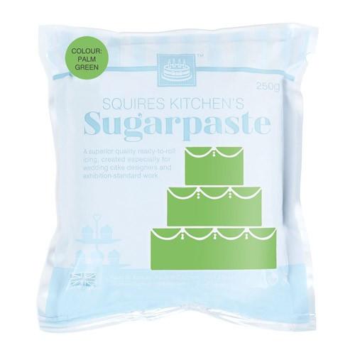 Sugarpaste, Palm Green - Squires Kitchen