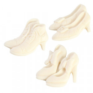 Squires Kitchen Silikonform, Shoes 1