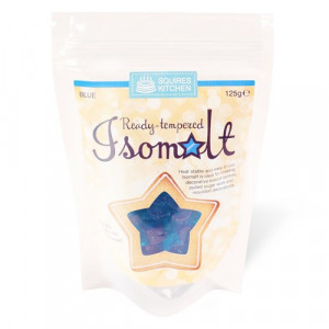 Squires Kitchen Isomalt tempererad, Blue
