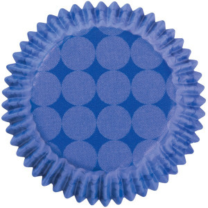 Wilton Muffinsform Color Cups, Blå