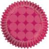 Muffinsform Color Cups, Röd - Wilton