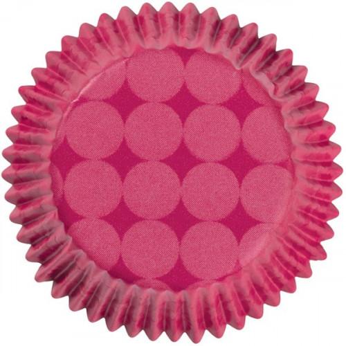 Wilton Muffinsform Color Cups, Röd