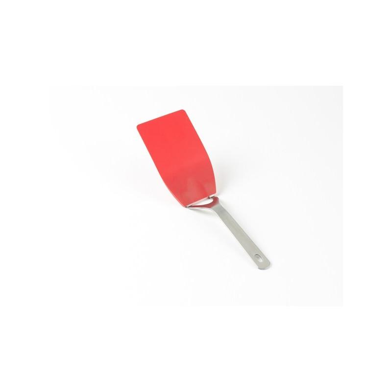 Stekspade bred, röd - Funktion