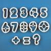 Utstickare Siffror - PME