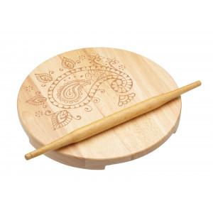 Kitchen Craft Chapati set