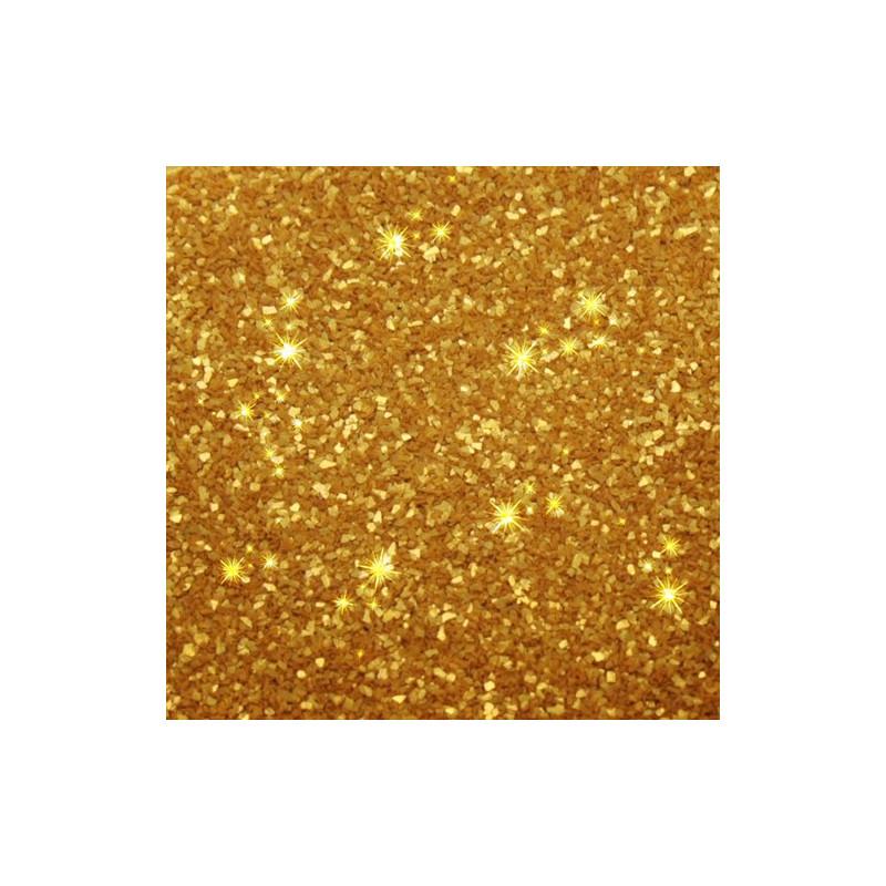 Rainbow Dust, ätbart glitter, guld
