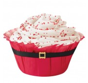 Wilton Muffinsform Santa Belt