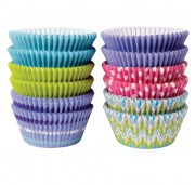 Wilton Muffinsform Mix, Pastel, 300 st