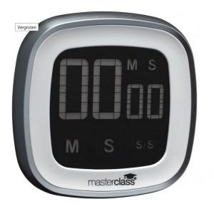 Masterclass Digital timer med touchscreen
