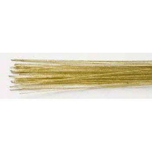 Culpitt Gum paste wire, metalltråd, guld