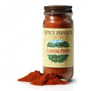 Spice Islands Cayennepeppar