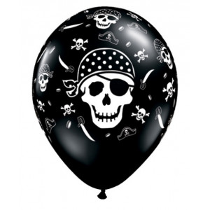 Qualatex Ballonger, Pirat