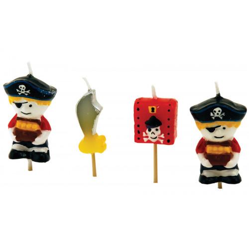 Tala Tårtljus, Pirat