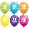 Qualatex Ballonger, Tropical nr 9