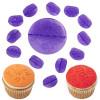 Wilton Cupcake Dekorationsset, Blommor