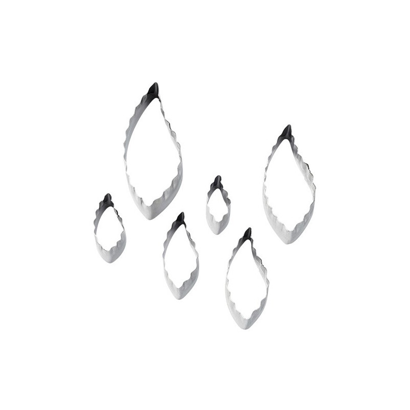 Wilton Utstickare Double Cut-outs, löv
