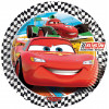 Disney Papperstallrikar, Cars, Racing