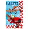 Disney Inbjudningskort Planes