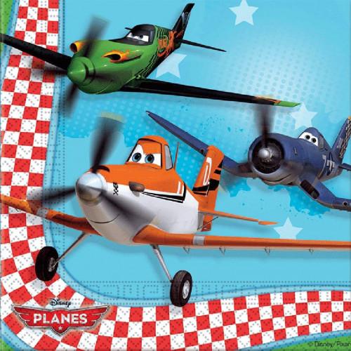 Disney Servetter, Planes