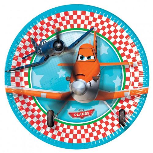 Disney Papperstallrikar, Planes