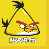 Servetter Angry Birds, gul