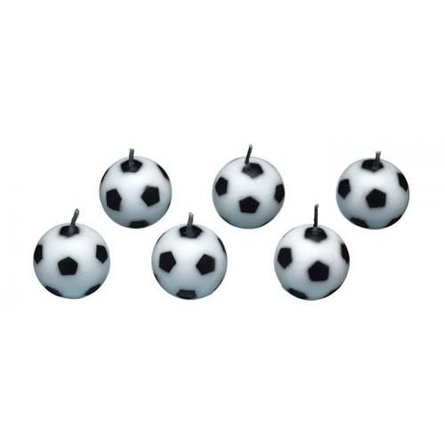 Kitchen Craft Tårtljus Fotboll