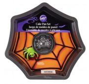 Wilton Bakform Spindelnät och spindel