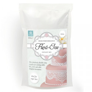 Squires Kitchen Flexi-Ice Instant Icing Mix, 500 g