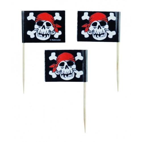 Dekorflaggor Jolly Roger