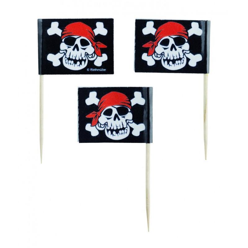 Dekorationsflaggor Jolly Roger