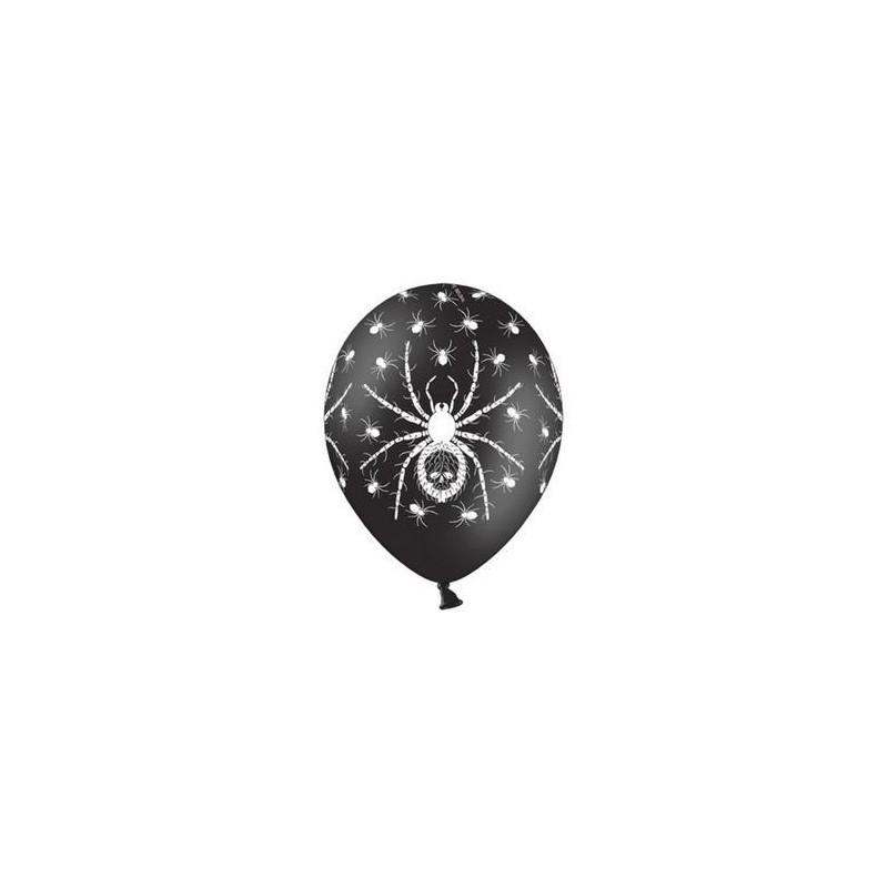 Ballonger svarta, spindlar