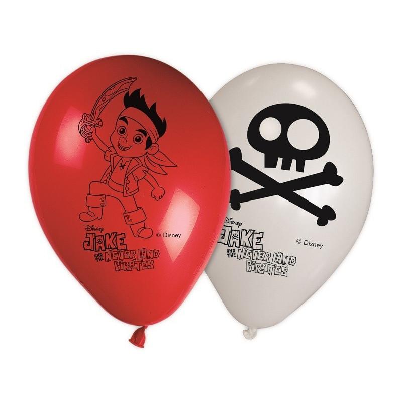 Ballonger Jake och piraterna