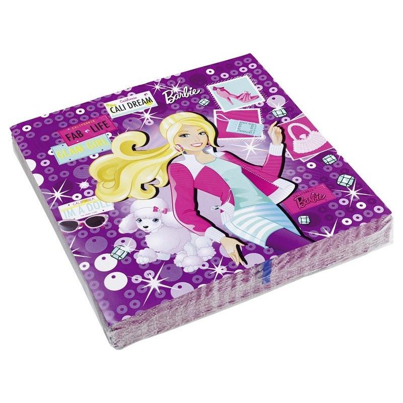 Servetter Barbie Fashion