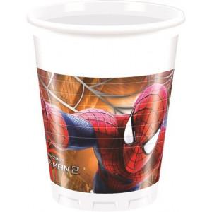Plastmuggar Spindelmannen