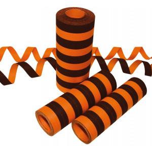 Serpentiner Svart och orange