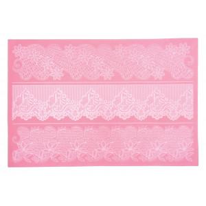 Kitchen Craft Sugar Lace silikonmatta 04