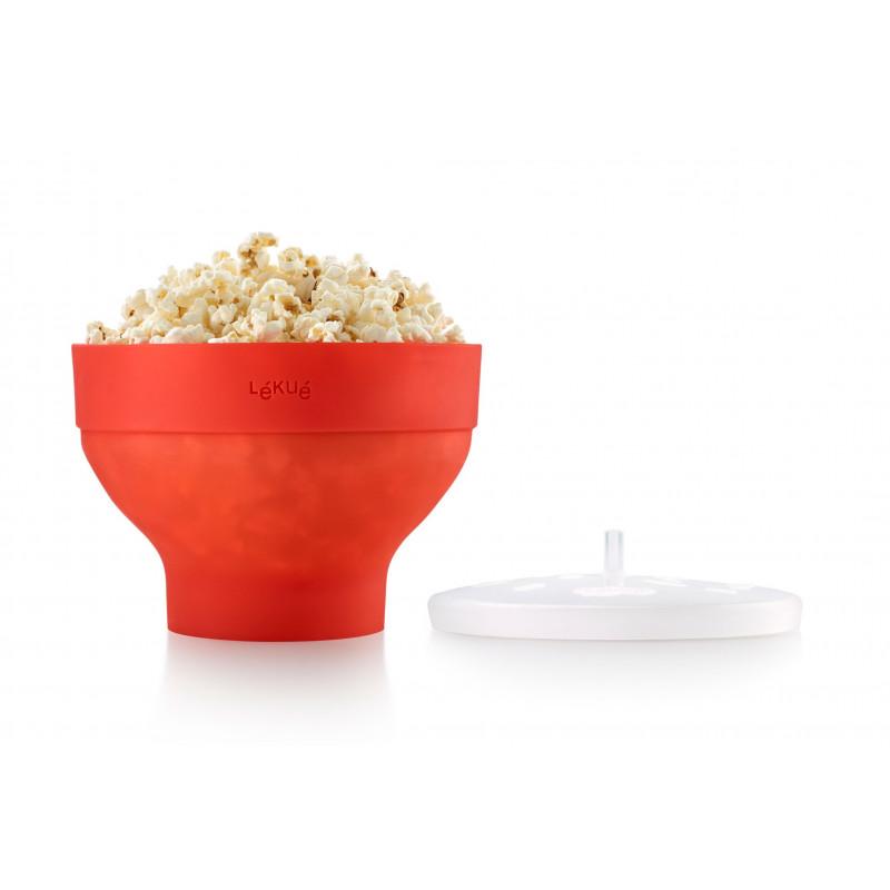 Lékué Popcorn maker, micropopcorn, silikon