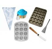 Cupcakes Paket, stort