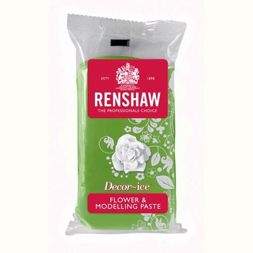 Renshaw Flowerpaste, gräsgrön