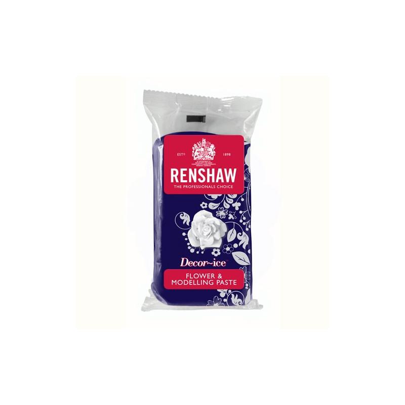 Renshaw Flowerpaste, mörkblå