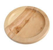Underlägg i trä till gjutjärnsform