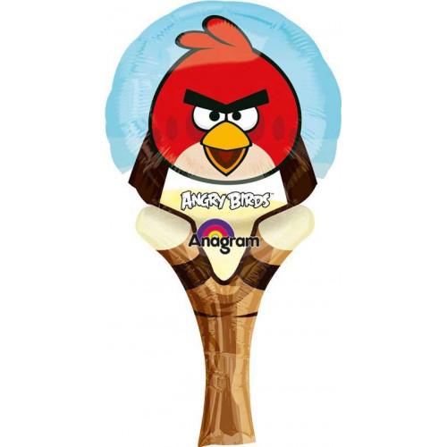 Ballong Slangbella Angry Birds