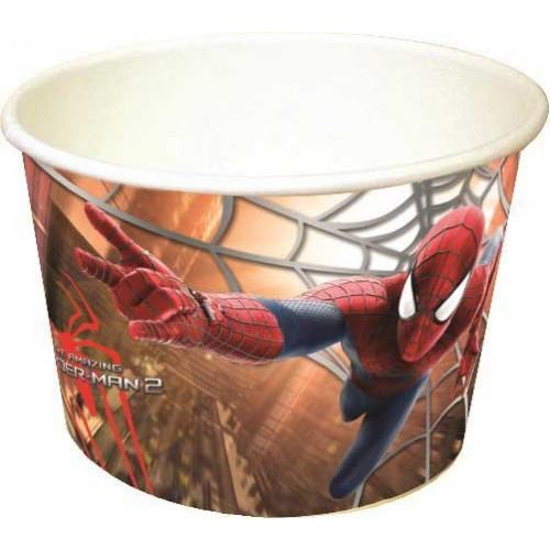 Pappersbägare Spindelmannen