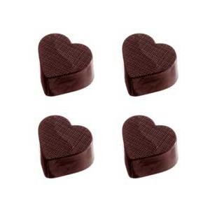 Chocolate World Pralinform Rutigt hjärta