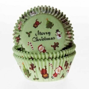House of Marie Muffinsform Merry Christmas